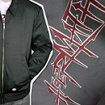 Aftermath Jacket - Text Logo