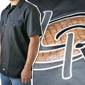 Low Rollers Fabric Insert Workshirt