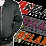 Relaxed Atmosphere Jacket - Fabric Full Logo