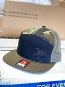 Shift Hat - Black-Camo-Loden - In Stock!