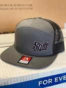 Shift Hat - Charcoal/Black - In Stock!