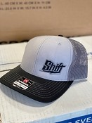 Shift Hat - Grey/Charcoal/Black - In Stock!