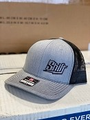 Shift Hat - Heather Grey/Black v2 - In Stock!