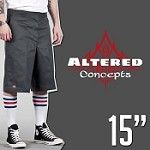 Altered Concepts Shorts - 15