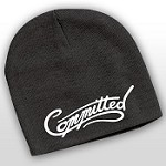 Committed - Beanie