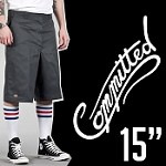 Committed Shorts - 15