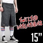 Twizted Intentions Shorts - 15